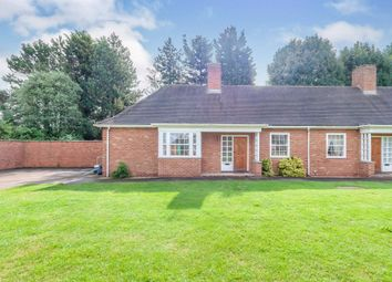 Thumbnail 1 bed semi-detached bungalow for sale in Sir Malcolm Stewart Homes, Stewartby, Bedford