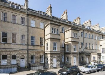 Thumbnail 2 bedroom flat to rent in Marlborough Buildings, Bath