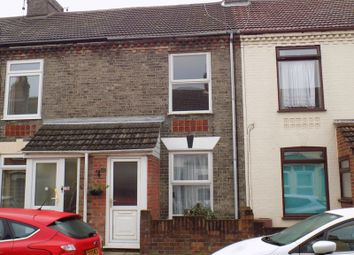 Thumbnail Terraced house for sale in Upper Cliff Road, Gorleston, Great Yarmouth