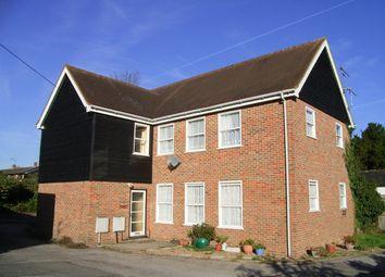 Thumbnail 1 bedroom flat to rent in High Street, Staplehurst, Tonbridge
