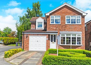 Thumbnail 4 bed detached house for sale in The Gallops, York