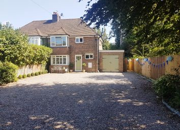 Thumbnail 4 bed semi-detached house for sale in Copthorne Bank, Copthorne, Crawley