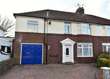 Thumbnail 4 bed semi-detached house for sale in Bridge Road, Bishopthorpe, York