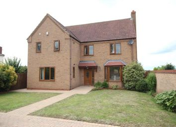 Thumbnail 4 bedroom detached house for sale in Station Road, Littleport, Ely