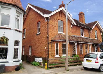 Thumbnail 2 bed end terrace house to rent in Manor Road, Walton-On-Thames