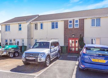 Thumbnail 2 bedroom flat for sale in Beaufort Close, Plymouth