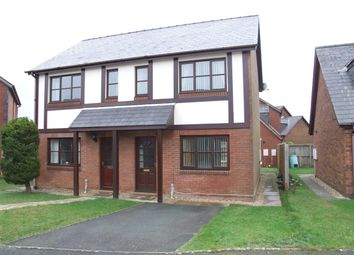 Thumbnail 2 bed semi-detached house to rent in Tudor Gardens, Merlins Bridge, Haverfordwest