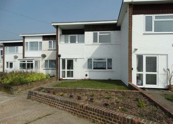 Thumbnail 2 bed terraced house to rent in The Parade, Beachlands, Pevensey Bay