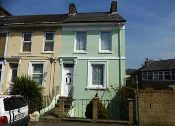 Thumbnail 3 bed end terrace house for sale in De Burgh Street, Dover