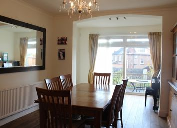 Thumbnail 3 bedroom semi-detached house to rent in Cissbury Ring South, Woodside Park, London