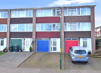 Thumbnail 4 bed town house for sale in Clarendon Gardens, Dartford, Kent