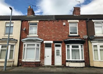 Thumbnail 3 bed terraced house for sale in Aire Street, Middlesbrough