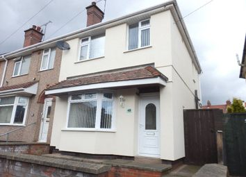 Thumbnail 3 bed property to rent in Hollystitches Road, Nuneaton