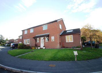 Thumbnail 4 bed detached house for sale in Swallow Park, Thornbury, Bristol