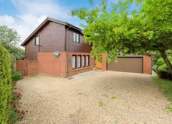 Thumbnail 5 bed detached house for sale in Gibsons Green, Heelands, Milton Keynes