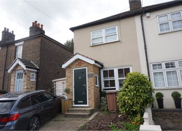 Thumbnail 3 bed semi-detached house for sale in Milton Road, Brentwood