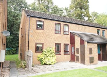 Thumbnail 2 bed flat for sale in Knowefield Close, Stanwix, Carlisle, Cumbria