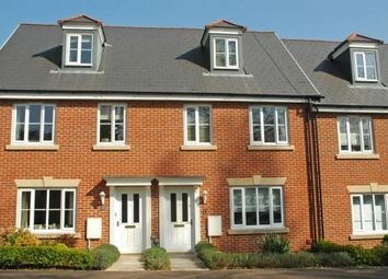 Thumbnail 3 bed terraced house to rent in Veitch Close, St. Leonards, Exeter