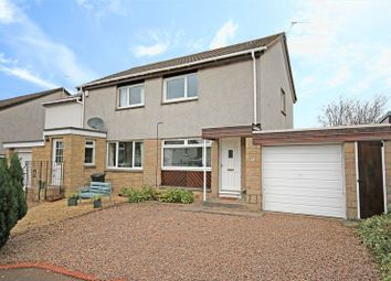 Thumbnail 2 bed semi-detached house for sale in Acredales, Linlithgow