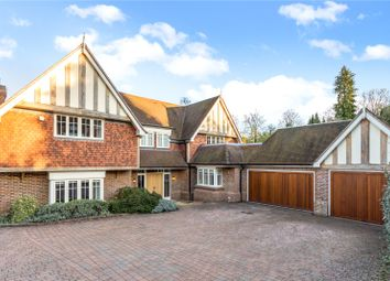 5 bed detached house for sale in Ruxley Crescent, Claygate, Esher, Surrey KT10