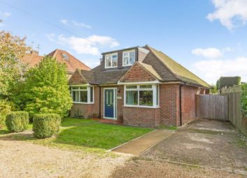 Thumbnail 4 bed detached bungalow for sale in Chesham Road, Ashley Green, Chesham