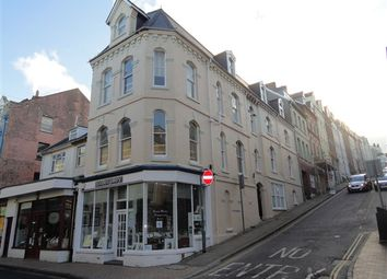 Thumbnail Block of flats for sale in High Street, Ilfracombe