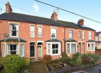 Thumbnail 3 bed terraced house for sale in High Street, Harrold, Bedford