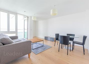Thumbnail 2 bed flat for sale in The Boardwalk, Brighton Marina Village