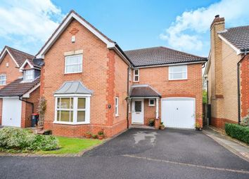 Thumbnail 4 bed detached house for sale in Grange Farm Close, Sutton-In-Ashfield