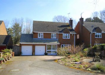 Thumbnail 5 bed detached house for sale in Hodson Road, Chiseldon, Wiltshire