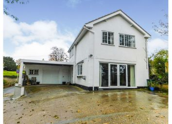 Thumbnail 3 bed detached house for sale in Stather Road, Burton-Upon-Stather