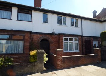 Thumbnail 4 bed flat to rent in Vicarage Road, Stoke-On-Trent