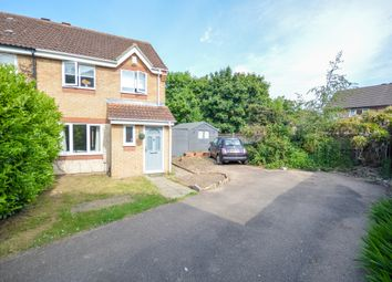 Thumbnail 3 bed semi-detached house for sale in Meadowsweet, Horsford, Norwich