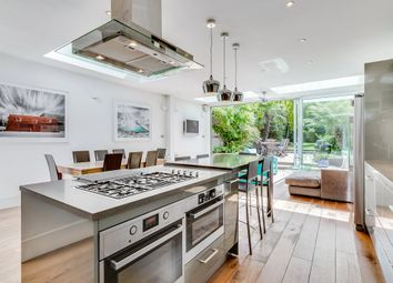 5 bed terraced house for sale in Brodrick Road, London SW17