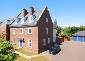 Thumbnail 5 bed detached house for sale in Abbeydale Close, Weston, Crewe