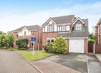 Thumbnail 4 bedroom detached house for sale in Meadow Reach, Penwortham, Preston