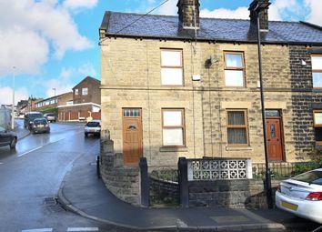 Thumbnail 3 bed end terrace house for sale in Trafalgar Road, Sheffield