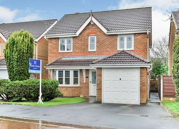3 bed detached house for sale in Kempsford Close, Manchester, Greater Manchester M23