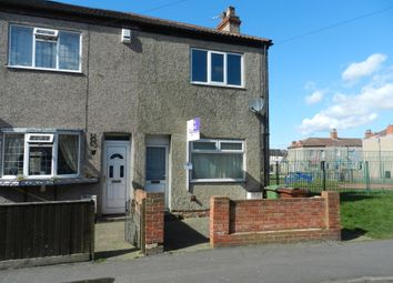 Thumbnail 3 bed terraced house to rent in Convamore Road, Grimsby
