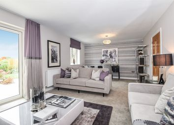 Thumbnail 3 bed town house for sale in Stoneham Lane, Eastleigh, Hampshire