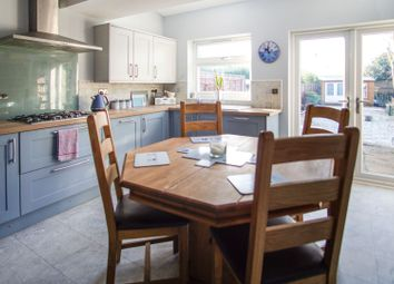 Thumbnail 2 bed semi-detached house for sale in Bottleacre Lane, Loughborough