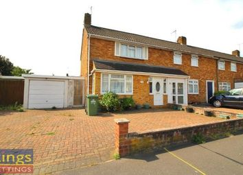 Thumbnail 2 bedroom end terrace house to rent in Hillview Gardens, Cheshunt