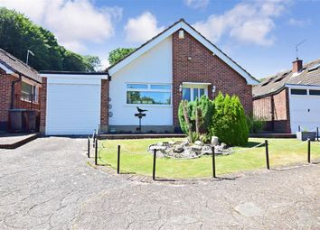 Thumbnail 3 bed detached bungalow for sale in Downs Road, Istead Rise, Kent