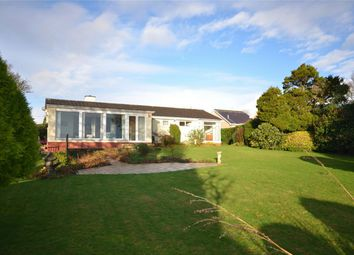 Thumbnail 4 bed detached bungalow for sale in Old Carnon Hill, Carnon Downs, Truro, Cornwall