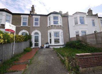 Thumbnail 4 bed terraced house to rent in Hafton Road, Catford, London