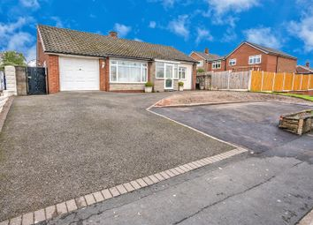 Thumbnail 2 bed detached bungalow for sale in Calving Hill, Cannock