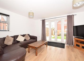 Thumbnail 2 bed end terrace house for sale in Hilder Street, Leybourne, West Malling, Kent