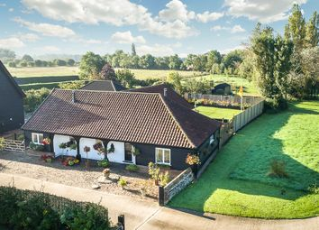 Thumbnail 4 bed barn conversion for sale in Burgate, Diss