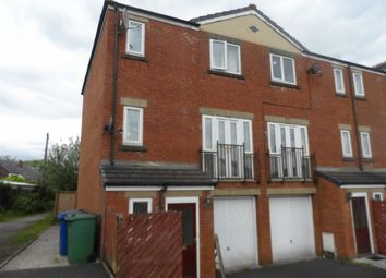 Thumbnail 3 bedroom town house for sale in Church Drive, Prestwich, Manchester