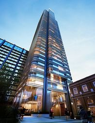 Thumbnail 1 bed flat for sale in Principal Tower, Worship Street